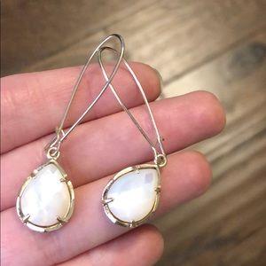Kendra Scott color bar earrings